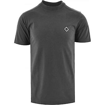 MA.STRUM Grey Short Sleeve Icon T-Shirt
