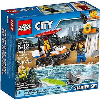 LEGO 60163 Coast Guard Startsett