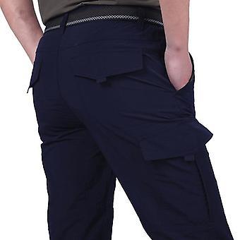 Pantaloni leggeri da uomo Pantaloni militari estivi traspiranti casual dell'esercito