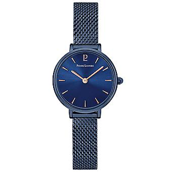 Reloj de mujer Pierre Lannier relojes NOVA Quartz Azul 015J966 - Pulsera de acero azul