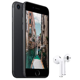 iPhone 7 Black 128GB + Airpods 2