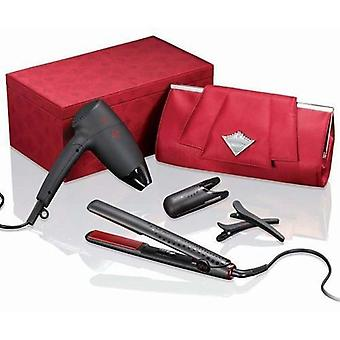 ghd Iron Scarlet Deluxe pack 5 Pieces