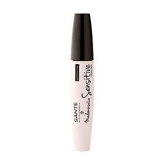 Sensitive Eyelash Mascara 01 Black 8 ml (Black)