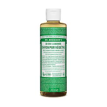 Almond Liquid Soap (Savon Liquide Amande) 240 ml