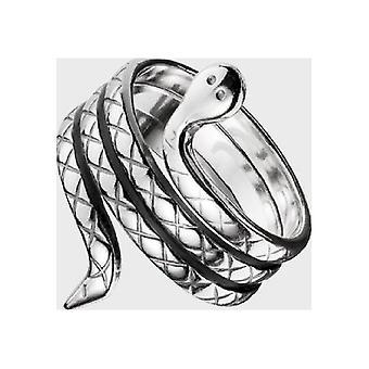 Kalevala Ring Naisten käärmerengas Hopea 2401200210 Sormuksen leveys 66