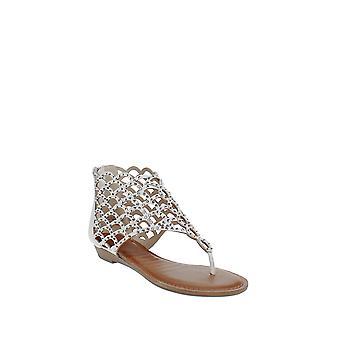 Zigi Soho   Mela Caged Flat Thong Sandal