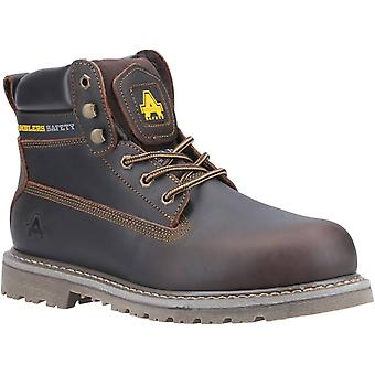Amblers fs164 goodyear welted safety boots womens