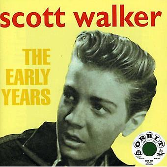 Walkerscott - Early Years [CD] USA import