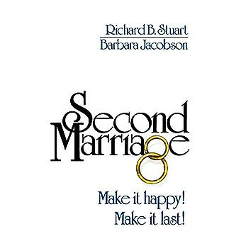 Second Marriage by Richard B Stuart - 9780393335811 Book