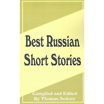 Best Russian Short Stories by Thomas Seltzer - 9781589635197 Book