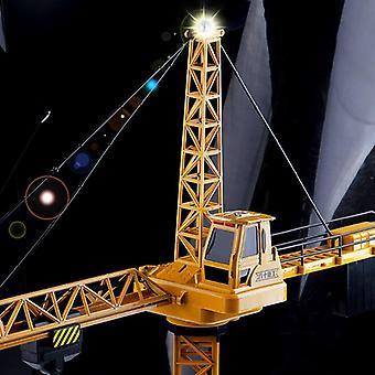 Remote Control Construction Crane