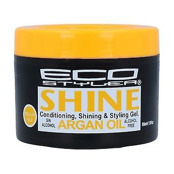 Eco Styler Shine Argan Oil Gel 89 ml