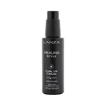 Healing Style Curl Up Cream (control 6) - 100ml/3.4oz