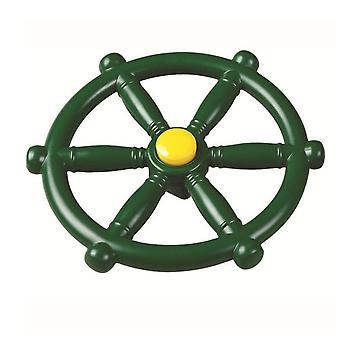 Plastikowa sterówka statku Pirackie Statki Wheel Playground Statki Koło
