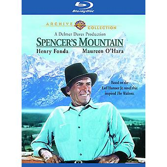Spencer's Mountain [Blu-ray] USA import