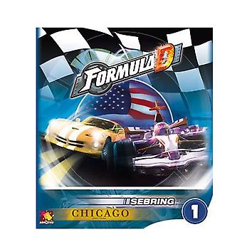 Fórmula D Chicago/Sebring Expansion Juego 1