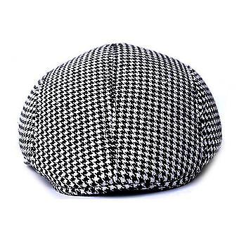 Simple Pattern Outdoor Warm Cap