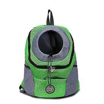 Pet Outdoor Carrier Backpack Dog Bag For Large Small Dogs 20
