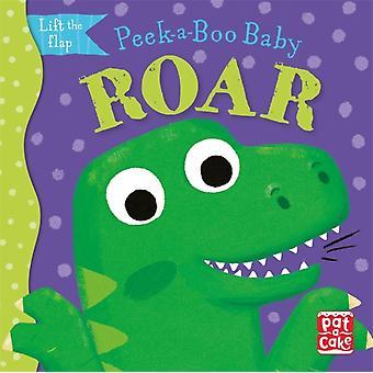 PeekaBoo Baby Roar-tekijä PataCake