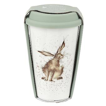Wrendale Designs Good Hare Day Travel Mug