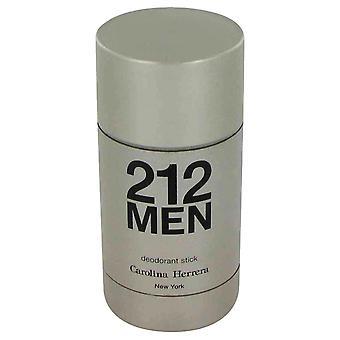 212 von Carolina Herrera Deodorant Stick 2,5 oz