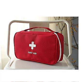 Outdoor Camping Matkustaa Pelastus Hätähoito Medical Bag