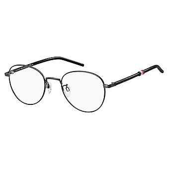 تومي هيلفيغر TH1690/G V81 الظلام روثينيوم الأسود نظارات