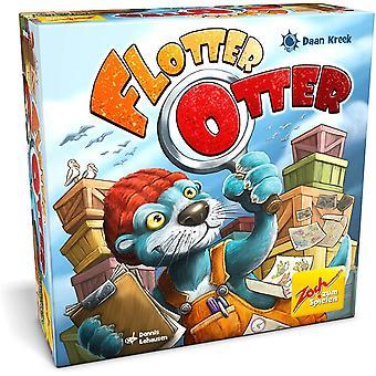 FengChun 601105132 Flotter Otter - Ein blitzschnelles Spiel fr flinke Augen und wache Finger, ab 8
