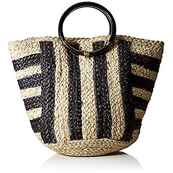 PIECES PCARILLA TOTE BAG, case. Woman, natural, One size