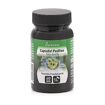 Capsudiet Passionflower 40 vegetable capsules