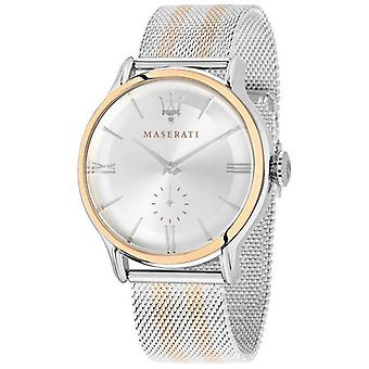 Maserati Epoca Silver R8853118005 Men's Watch