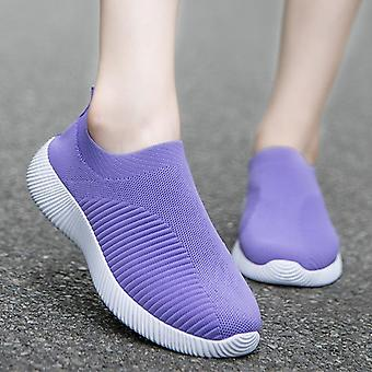 High-quality Slip On Flats Shoes Plus Size Walking Flat Loafers
