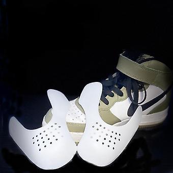Shoe Shields For Sneaker, Soft Silicone Anti-wrinkle Wrinkle Folding