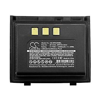 Cameron Sino Ntx300Bl Battery Replacement For Handheld Barcode Scanner