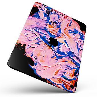 Lichid Abstract Paint V3 - Full Body Skin Decal pentru Apple Ipad Pro