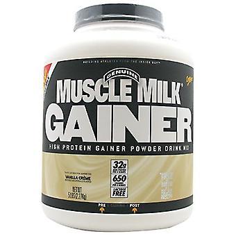 Cytosport MUSCLE MILK GAINER, Vanilla CrFme 5 lbs