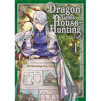Dragon Goes HouseHunting Vol. 4 by Kawo Tanuki