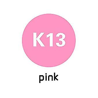 1m lengte reclame afdrukken warmteoverdracht belettering film kledingstuk afdrukken (roze)