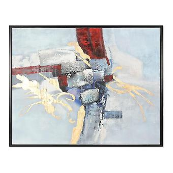 DKD Home Decor Abstract Board (131 x 4 x 106 cm)