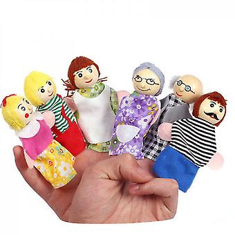 Puppet Story Toy, Storytelling Theater Doll For Toddlers Kids(Set5)