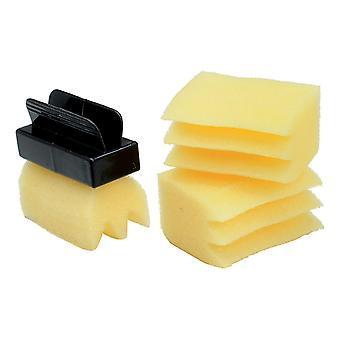 Sponge Xanitalia Applicator With support Permanent (3 pcs)