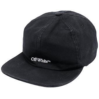 Off-White Logo Black Cap