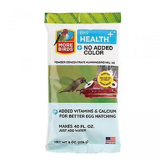 More Birds Health Plus Clear Hummingbird Nectar Powder Concentrate  - 8 oz
