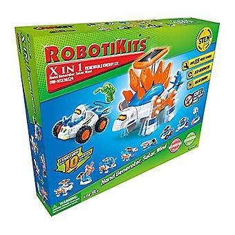OWI Robotics X in 1 Renewable Energy Kit