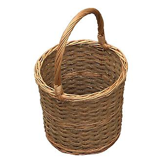 Yorkshire fat handle Basket