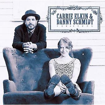 Carrie Elkin - för håller [CD] USA import
