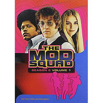 Mod Squad: Season 2 Part 1 [DVD] USA import