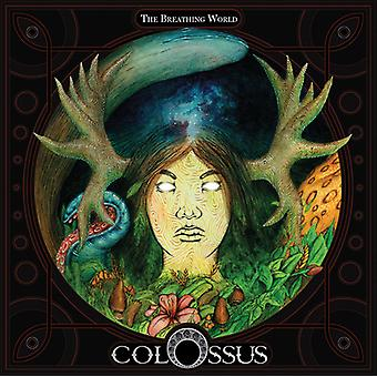 Colossus - Breathing World [CD] USA import