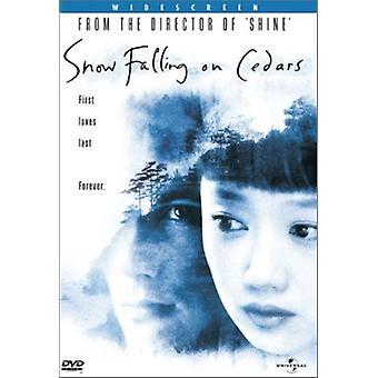 Snow Falling on Cedars [DVD] USA importeren