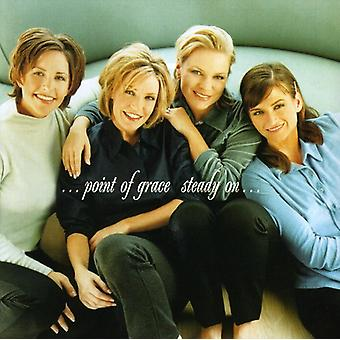 Point of Grace - Steady on [CD] USA import